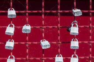 SSL Verschlüsselung Beispiel mit Schloss