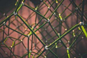 Verbindungen in einem Netz