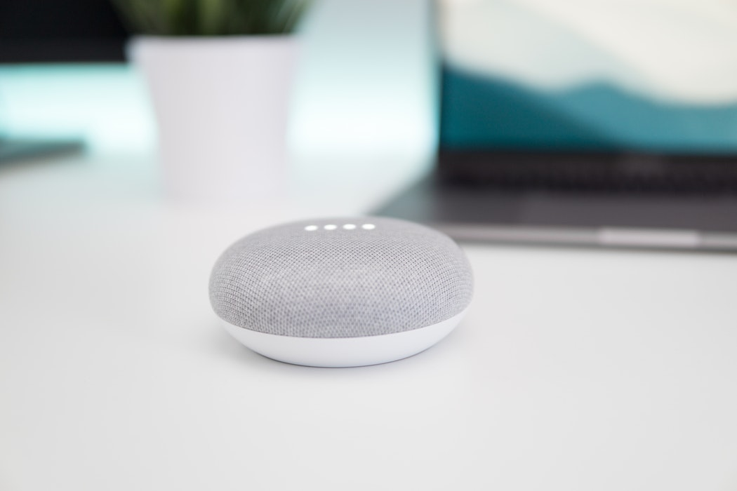 Künstliche Intelligenz in einem Smart Home Gerät