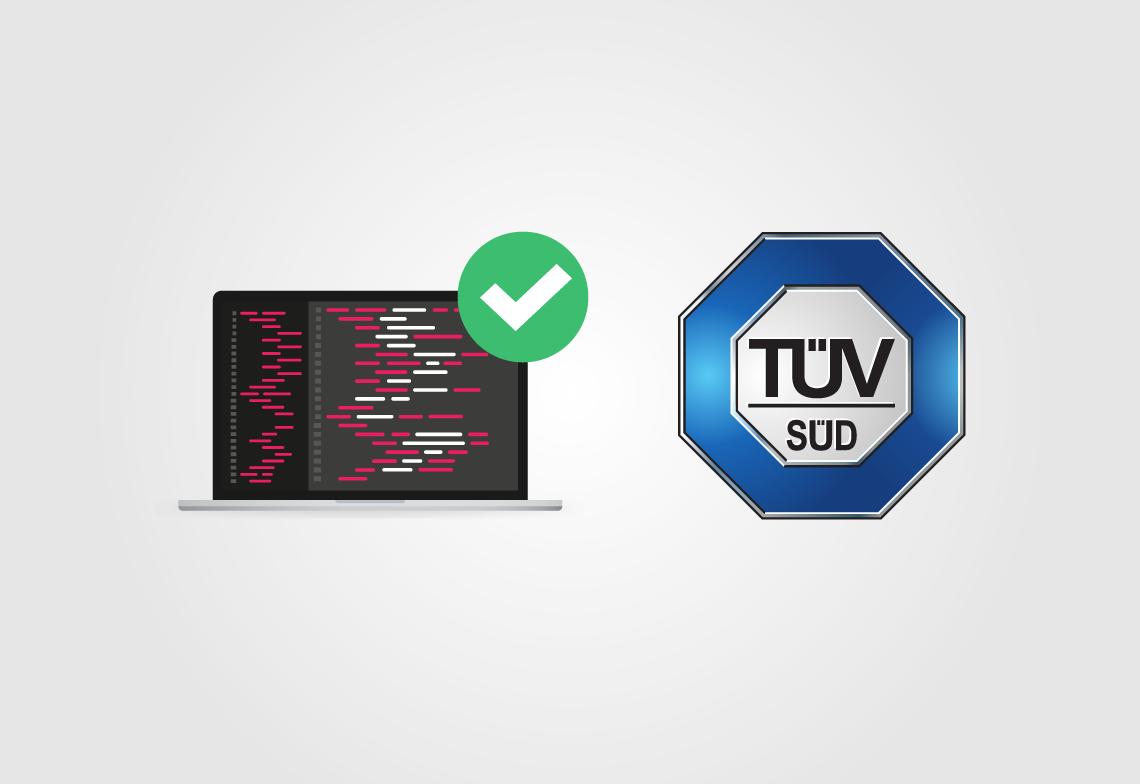 TÜV Süd testet Enginsight