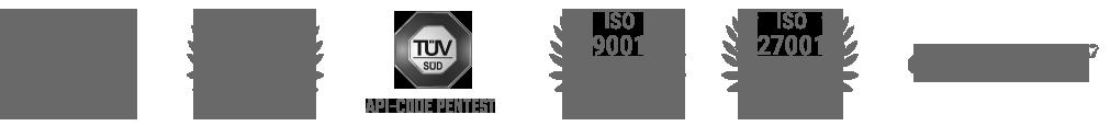 Zertifizierungen-Enginsight
