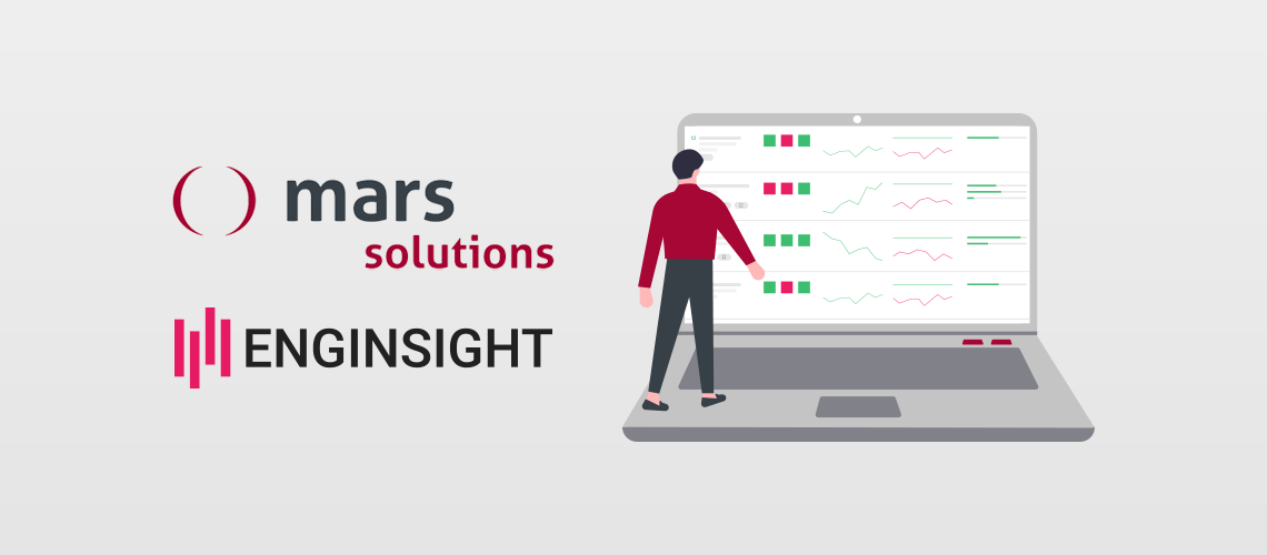 Enginsight und mars solutions